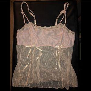 Jezebel Lace Camisole